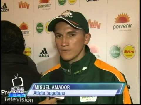 Se realizó el lanzamiento oficial de la Media Maratón de Bogotá