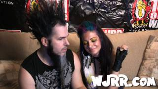 WJRR Presents a Live Chat with Wayne Static Of STATIC X