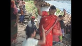 Raj giri family and villagers part 1