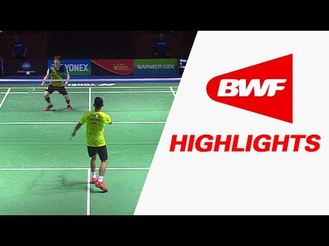 Yonex German Open 2016 | Badminton SF – Highlights