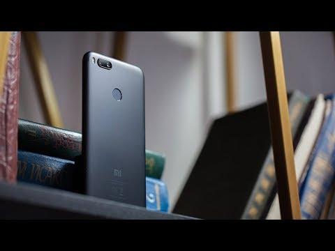 Обзор Xiaomi Mi A1 (на Android 8.0 Oreo)