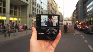 Samsung MV800 hands-on