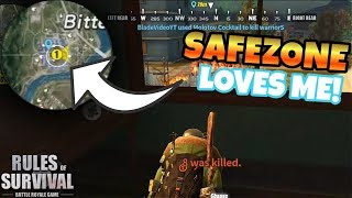 The Safezone Loves Me! Rules of Survival