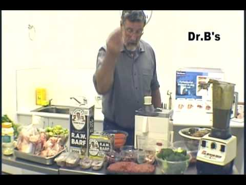 DOCTOR B'S (BARF: Biologically Appropriate Raw Food)