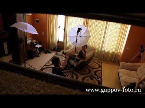 Видео как снять фотосессию