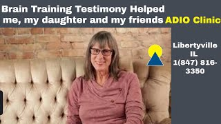 Brain Training Testimonials (Helped me, my daughter and my friends)