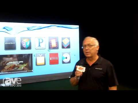 CEDIA 2015: About Golf Features Its Indoor Golf Simulators for the Home
