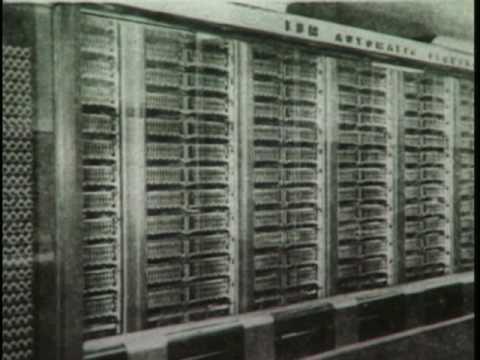 Computer Pioneers: Pioneer Computers Part 1
