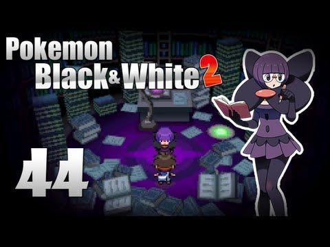 Pokémon Black & White 2 - Episode 44 [Elite Four: Shauntal]