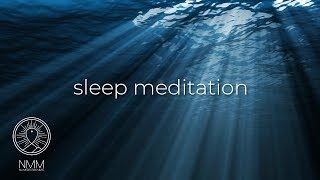 Reiki Sleep Meditation & ocean sounds: Music for insomnia, stress relief & anxiety