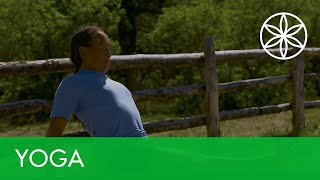 Power Up Yoga with Rodney Yee: Breathe | Yoga | Gaiam