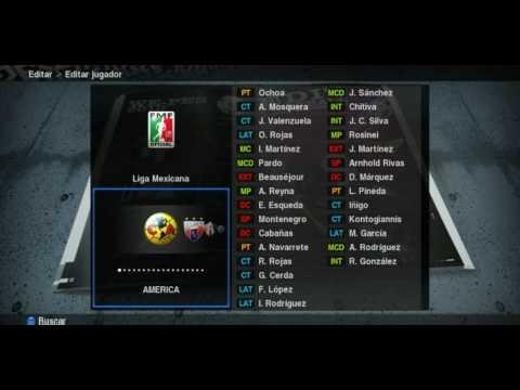 Download Parche PES 2010 PC Liga Mexicana Bicentenario + Libertadores