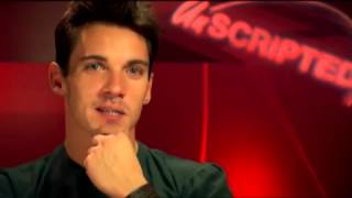 Unscripted with Scarlett Johanssen and Jonathan Rhys-Meyers