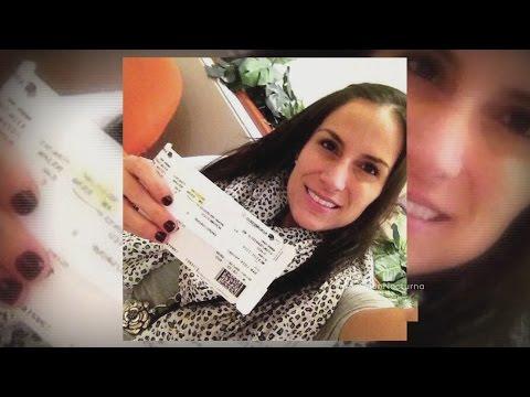 Emotiva despedida de mexicana que murió en accidente de Germanwings