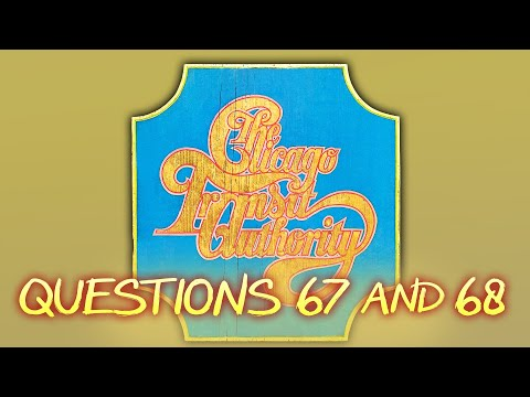 Chicago Questions 67 And 68