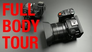 01. Detailed Tour of Canon XC15 4K Camcorder