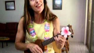Ukelele Song - by Paula Nolan (lyrics in description)