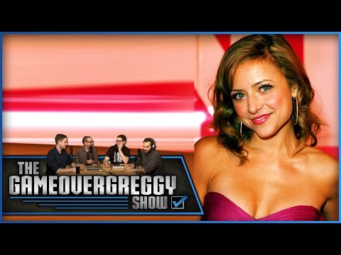 Surprise Guest! Step By Step's Christine Lakin - The GameOverGreggy Show Ep. 36 (Pt. 1)