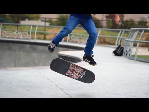 12 YEAR OLD MASTERS SKATEBOARDING MADE SIMPLE