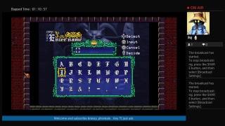 Castlevania requiem:  end game