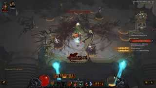 Diablo 3 Barbarian 12 min bounty run at Torment 3 (2.0.4).