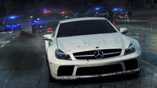 Need For Speed Most Wanted Video de Gameplay 3