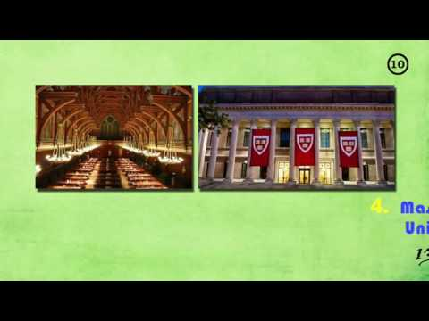 TOP 10  Libraries Of The World