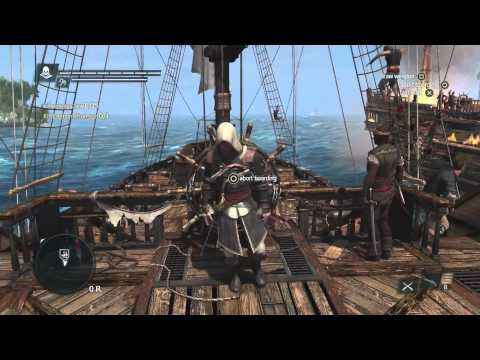 Assassin's Creed IV: Black Flag Oynanis Videosu