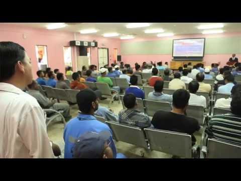 Money management program for Drydocks World Dubai workers - Dec 2014