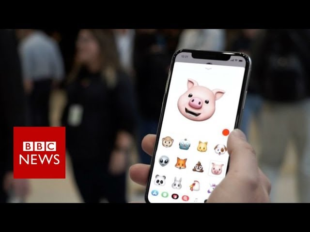 Hands on with the new iPhone X - BBC News