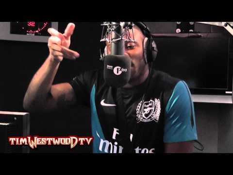 Westwood TV: MC Bonez freestyle | Bassline, UKG