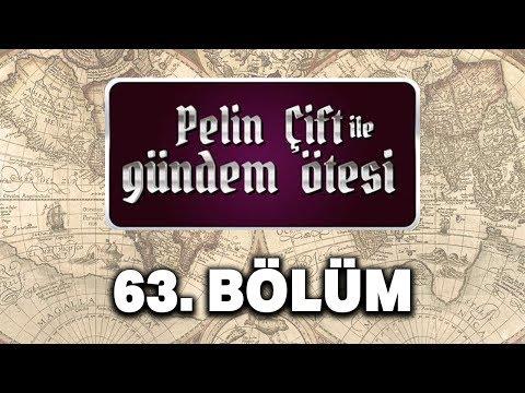 Pelin Çift ile Gündem Ötesi 63. Bölüm - Kainatın Şifa Sırları