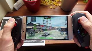 Letv Leeco Le Max 2 Gaming session (Asphalt 8/Modern Combat 5/Real Racing 3/Wot Blitz)