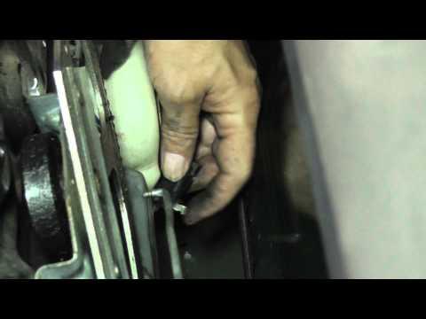 Chevy Suburban Removing Inner Door Panel - Part 2