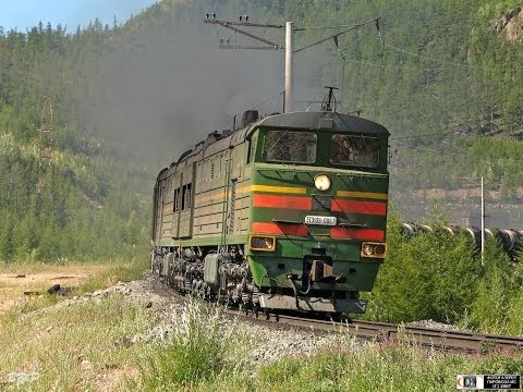 """BAM-2007"" Part 3. Railway travel (RZD)"
