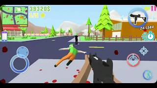Dude Theft War - Funny Android Game