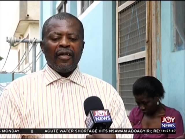 Health sector - News Desk on Joy News (8-2-16)