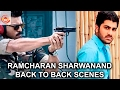 Ram Charan and Sharwanand Back to Back Scenes