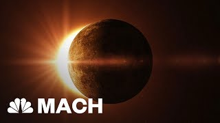 Why The August 21st Solar Eclipse Is Important For Americans | Mach | NBC News