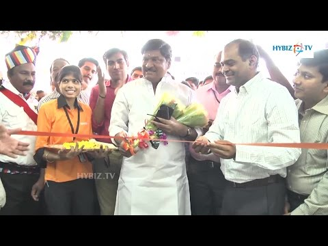 Spencers Retail Store - Ramchandra Mall Hyderabad - Hybiz.tv
