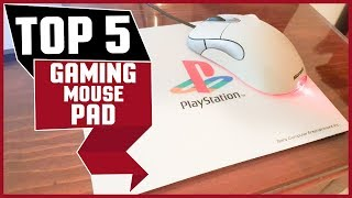 ✅ 5 Best Gaming Mouse Pad Reviews 2019 | Top Rated Gaming Mouse Pads