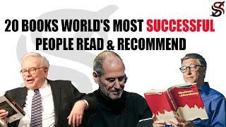 The 20 Books World's Most Successful People Read & Recommend