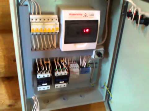 Автоматика электрокотла своими руками 54