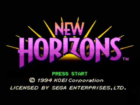 Uncharted Waters: New Horizons OST (Genesis) - Theme of Pietro
