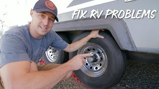 5 Common RV Problems and How to Fix Them!