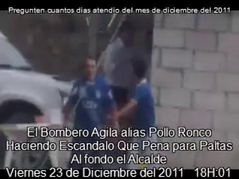 ALCALDEE DE PALTAS EBRIO