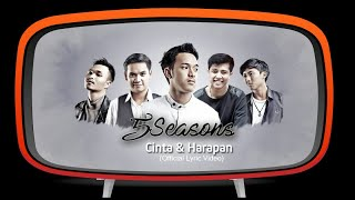 5 Seasons - Cinta dan Harapan (Official Lyric Video)