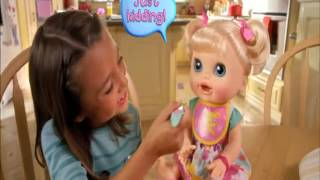 Hasbro - Baby Alive - Real Surprises Baby