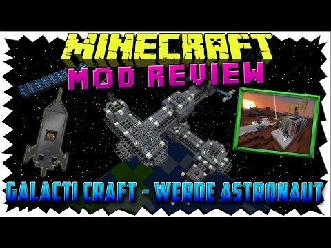 Minecraft GALACTICRAFT MOD