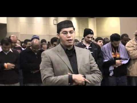 Surat Al-Qadr - Sheikh Abdelkarim Edghouch